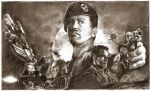 Expendables - stallone by tengari