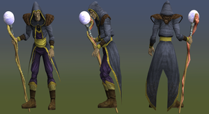 New Moebius Skin - Legacy of Kain: Defiance by TheHylden