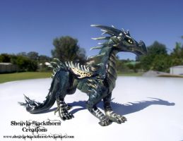 Venom Dragon 2 by Hidden-Treasury
