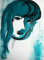Turquoise by VanessaFrenz