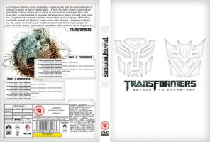 Transformers DVD Cover 3 by NineteenPSG