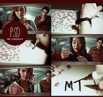 PSD for screencaps by Giulia - Wildness graphics by Wildnessgraphics