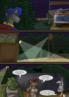 Sly Cooper: Thief of Virtue Page 245 by ConnorDavidson