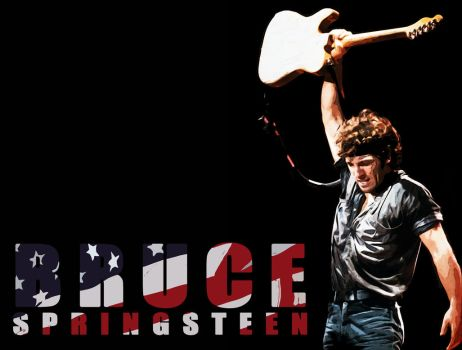 Bruce Springsteen by Yesitha92