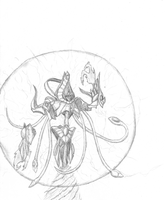 Protoss Archon by patric96