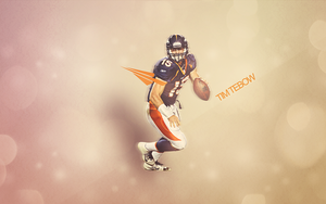 Tim Tebow by JarrettLeger