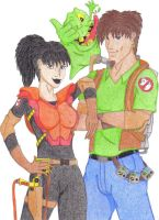 Extreme Ghostbusters by angelus-v1