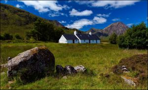 Blackrock Cottage by LordLJCornellPhotos