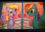My little Pony commission by MaryBellamy