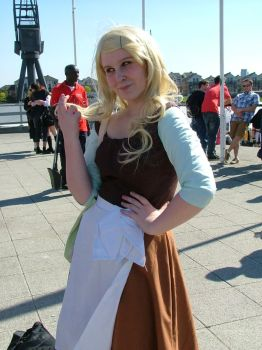 MCM Expo: Cinders by LabyrinthLadyLover