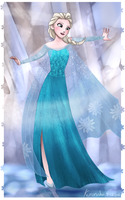 Let It Go by Kuronishii
