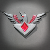 MLP - Alicorn Amulet necklet 2.0 by SuperSiriusXIII