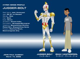 Jugger-Bolt - 2008 Edition by ryuuseipro