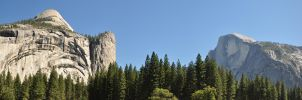 Half Dome by RaithSands