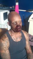 African American Zombie 2 by thefxfox