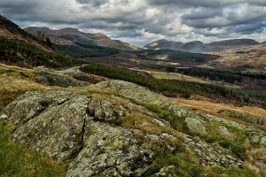 Welsh Landscape by CharmingPhotography