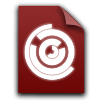 Radio file icon by ShadowStarry