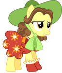 Unnamed Earth Mare by SilverMapWolf