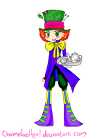 Mad as a hatter by Ch4rm3d