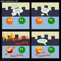 SC104 - Seth Joke IV by simpleCOMICS