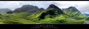 Scotland - Glencoe by dark-spider