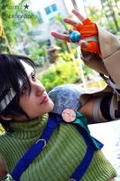 Yuffie Kisaragi | One more for the collection! by yu-kisaragi