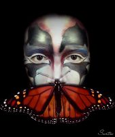 my Butterfly by Sartr