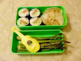 Guitar Riff Bento by mindfire3927