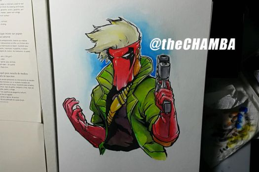GRIFTER +Video link by theCHAMBA
