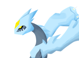 Kyurem by WackyTwillight