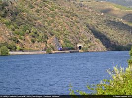 CP1424_Historic Train_Bagauste_110812 by Comboio-Bolt