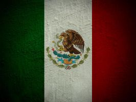 Bandera De Mexico by morillon89