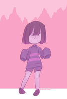 Frisk Pink Palette by MushroomMoon
