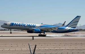 National Airlines 757-200 by Vkdogg009