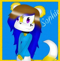 Resquet :.:Sophie the angel catwolf:.: by LokaExpresivaxDD