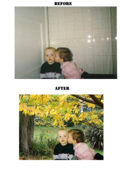 Autums Kiss:: Before and After by OneofFive