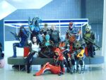 Mass Effect MCM October 2012 by Lady-Avalon