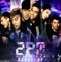 2PM - Hands Up Cover EDIT by 0o-Lost-o0