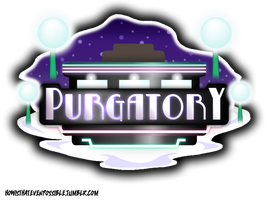 [ALTERS] Re: Purgatory World logo by spadesandstorms