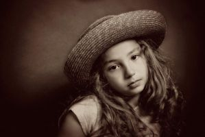 Vintage girl 3 by nicolehinrichs