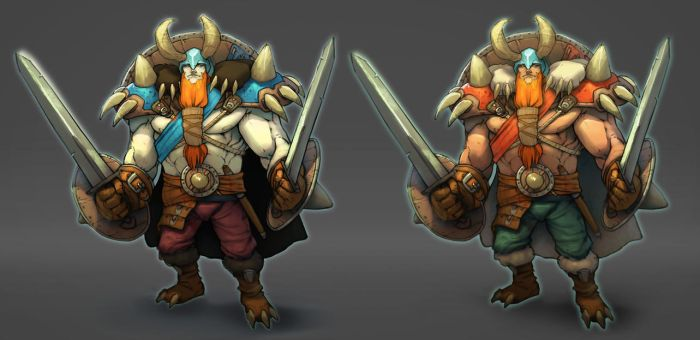 Viking Colors by MarcBrunet