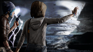 Life Is Strange - Through The Storm by SSchar