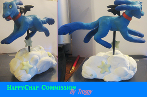 Happychap Commission by HollieBollie