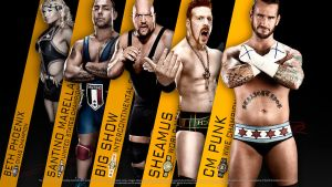 WWE Champions - Wallpaper by findmyart