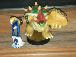 Taco Bell Bowser by JackitK
