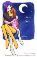 TT: Tender Night by rinacat