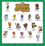Animal Crossing Facebook Tag by MangaSunny