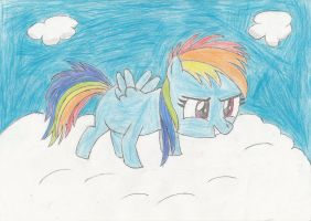 Young, gifted and blue by ThePegasusEffect