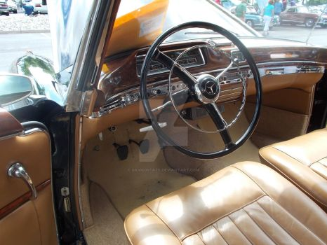1970 Mercedes Cabriolet by David3State