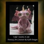 Cilla Fantasy Little Creature by KabiDesigns